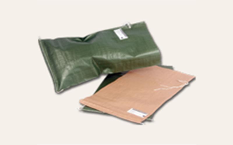Sandbag Materials